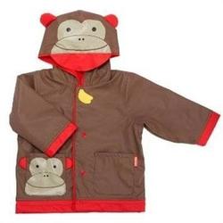 Skip hop płaszcz przeciwdeszczowy zoo - małpa l 5-6 lat