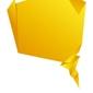 116 dymek origami tablica suchościeralna