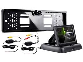 Tracer zestaw cofania: kamera z monitorem tracer rview s1 wireless