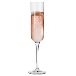 kieliszki do szampana podłużne 170 ml 6 szt.