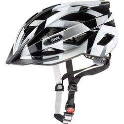 Kask rowerowy Uvex Air Wing Black-White
