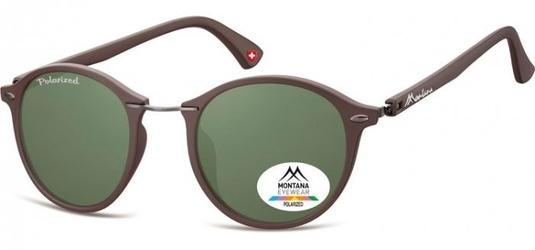 Okragle okulary z polaryzacja montana mp22f