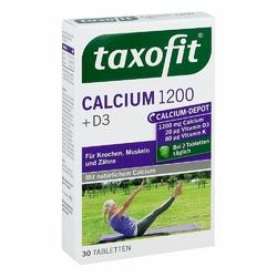 Taxofit Calcium 1200+d3 Depot-tabletten