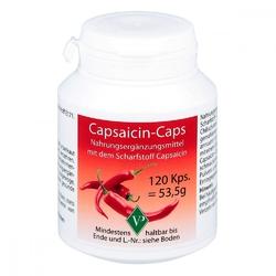 Capsaicin kapsułki