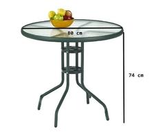 Stół ogrodowy okrągły grand 80 cm