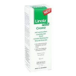 Linola Plus Krem z kwasem linolowym