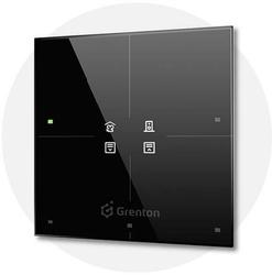 GRENTON - SMART PANEL 4B, OLED, TF-bus, CZARNY - Szybka dostawa lub możliwość odbioru w 39 miastach
