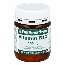 Vitamin B 12 100 myg Tabl.