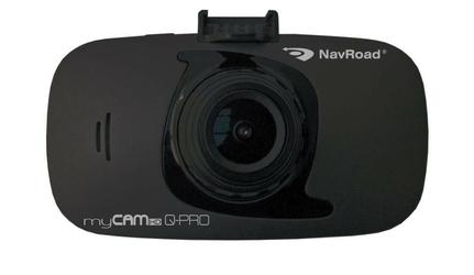 NavRoad Rejestrator samochodowy myCAM HD Q-PRO