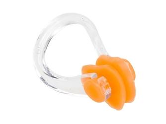 Klamerka na nos vivo pc-silikon b-2010 pomarańczowa
