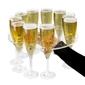 taca do serwowania szampana