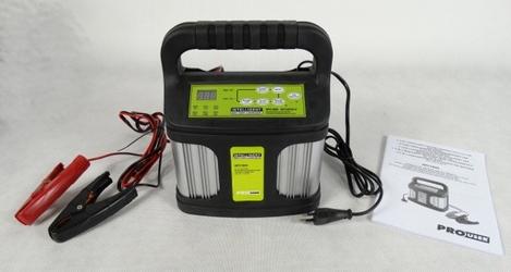 Prostownik elektroniczny do akumulatorów nfc1800 61224v prouser