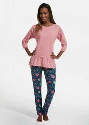Cornette 183200 flamningo 2 piżama damska
