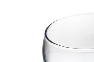 Salaterka szklana h 8.5 cm