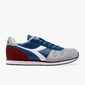 Sneakersy męskie diadora simple run - mix