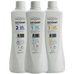 Loreal majirel, utleniacz oxydant do farb 1000ml 6  - 20 vol.