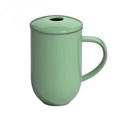 Kubek z zaparzaczem zielony Pro Tea Loveramics