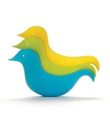 Kąpielowe zabawki kaczki-miseczki dunck
