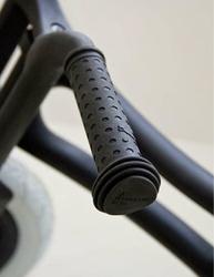 Nakładki na rączki do rowerka wishbone bike czarne 2 szt.
