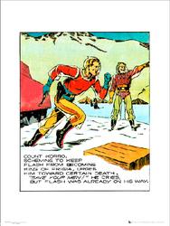 Flash Gordon - plakat premium