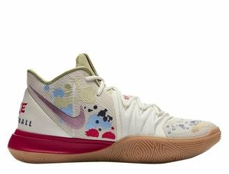 Buty Nike x Bandulu Kyrie 5 Embroidered Splatters - CK5836-100