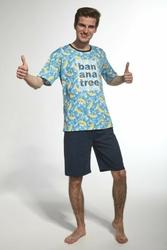 Cornette famp;y 14629 banana turkus piżama