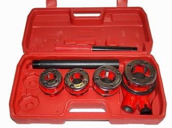 Gwintownica do rur ręczna 4 elementy falon-tech