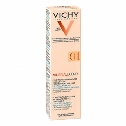 Vichy Mineralblend MakeUp 01 clay fluid
