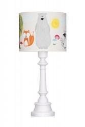 Lampa stojąca - przyjaciele z lasu
