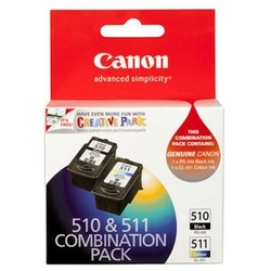 Canon Tusz PG-510CL-511 MULTIPACK 2970B010