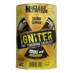 FA Nuclear NUTRITION IGNITER 400g - Red Orange