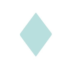 Dziurkacz ozdobny z dźwignią 1,5 cm - diament - DMT