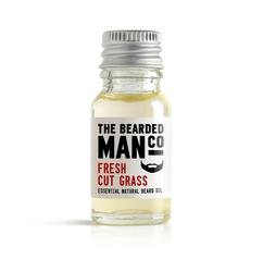 Bearded man co - olejek do brody świeżo skoszona trawa - fresh cut grass 10ml