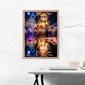 Wrocław jarmark - plakat premium wymiar do wyboru: 30x40 cm
