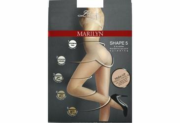 Shape 5 30 den LUX LINE MARILYN Exclusive rajstopy