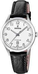 Festina titanium date f20469-1