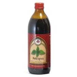 Pokrzywa sok bez konserwantów produkt bonifraterski 500ml