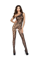 Passion bs036 black bodystocking