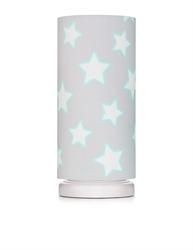 Lampka nocna ze ściemniaczem - grey stars