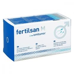 Amitamin fertilsan m kapsułki na płodność