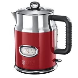 Czajnik elektryczny russell hobbs 21670-70 - klasa 1  czerwony