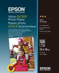 Epson Value Glossy Photo Paper 10x15  100 Kartek