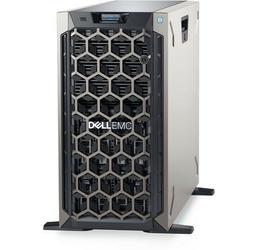 Dell T340 E-2124 8GB 1x300GB H330 DVDRW 3Y