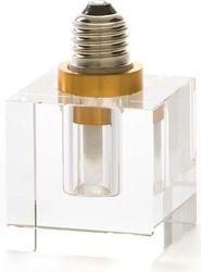 Żarówka LED Crystaled Square transparentna