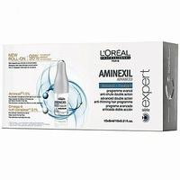 Loreal aminexil advanced, ampułki przeciw wypadaniu włosów 10x6ml