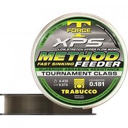 Żyłka t-force xps method feeder 150m 0,22mm