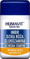Humavit glukozamina x 180 tabletek