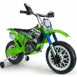Kawasaki motor elektryczny cross 12v ciche koła injusa