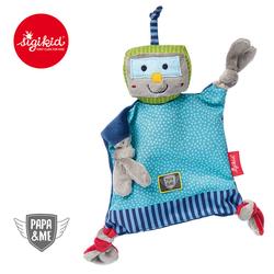 SIGIKID Przytulaczek - komforter Robot PapaMe