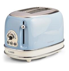 Toster ARIETE 155  810 W  Funkcja rozmrażania  na 2 tosty